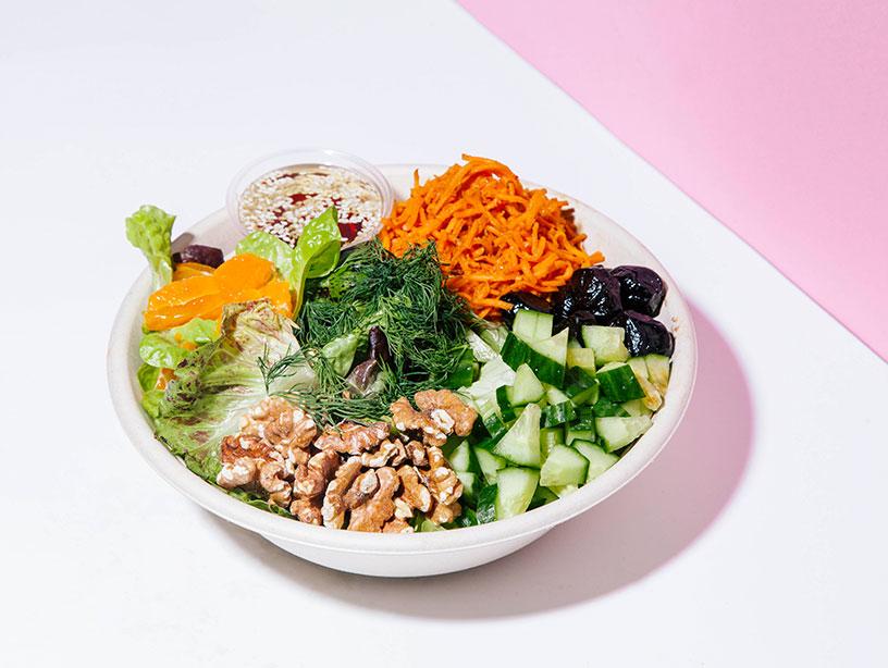 kismet falafel moroccan salad