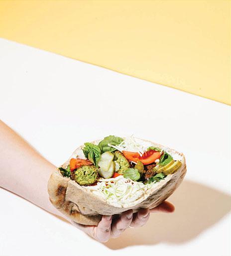 kismet falafel classic falafel