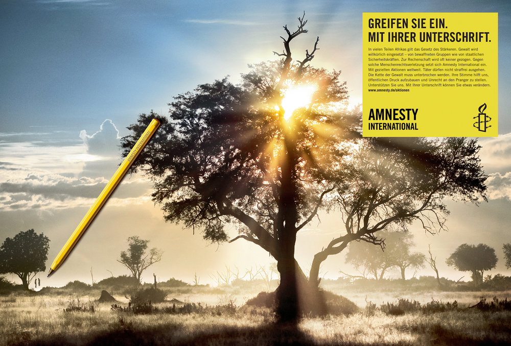 Client: Amnesty International