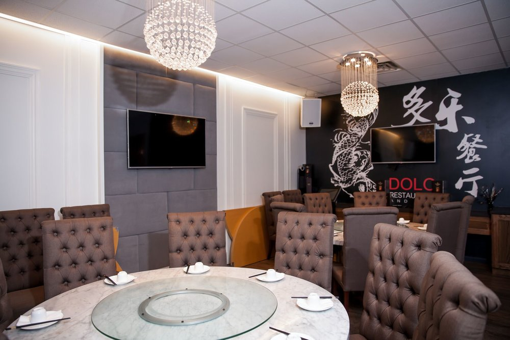 DOLO Private Dining Room