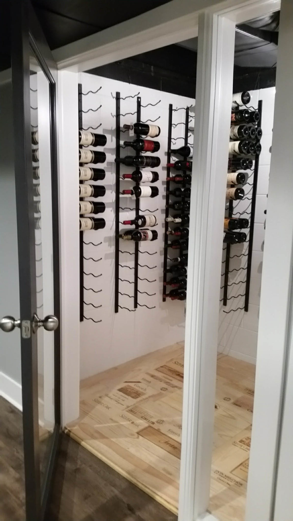 New Wine Room