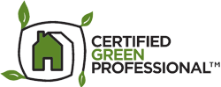 Built By Brett is a Certified Green Professional Springfield, MO
