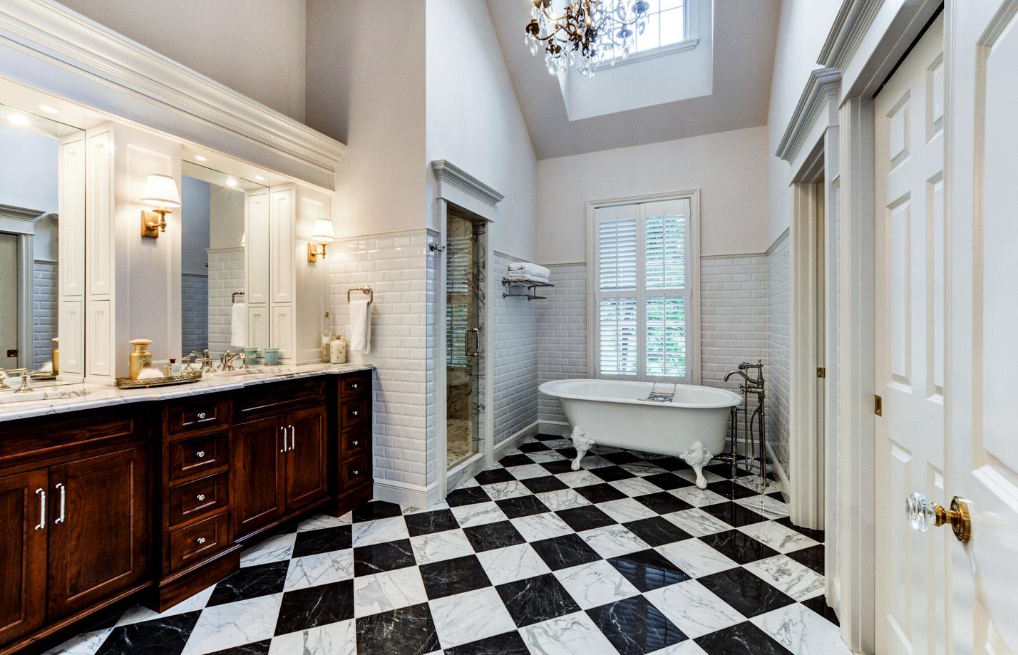 Custom Built Homes Built By Brett Built By Brett - Bathroom remodel springfield mo
