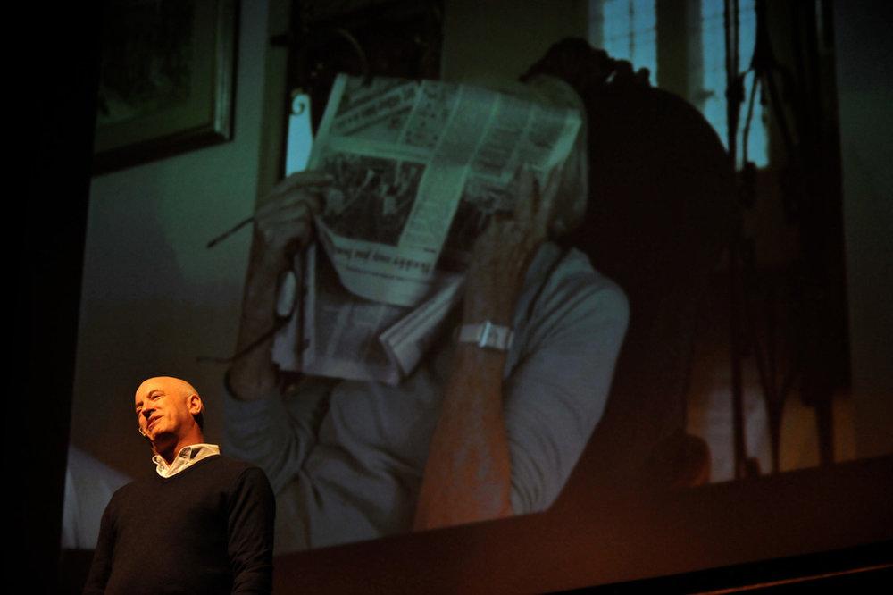 TedX Talk, Boulder, CO
