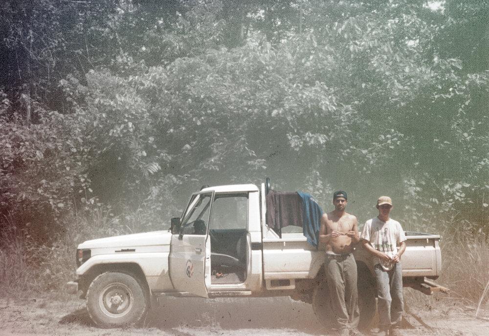 Gabon, Central Africa. 1996.