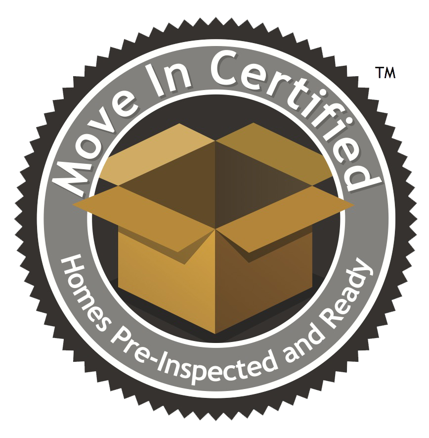 Is your Client Selling their Home? Have a Move-In Certified Inspection! You can enjoy a flawless transaction when you know that no surprises will spoil the deal. We also have a Link below to look up the current Inspection Report! Learn more at MoveInCertified.com  -