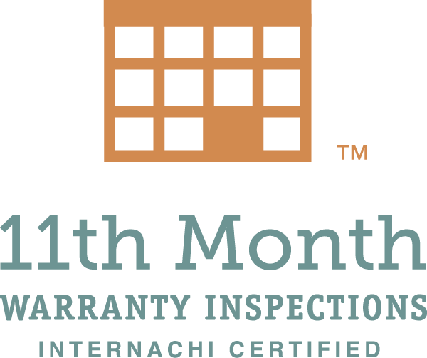 Most Builders offer a One Year Warranty on a New Home. Our Inspection will include several Major components like HVAC, Interior, Exterior, Windows, Doors, Foundation, Roof, Attic, Fireplace,  Electrical and Plumbing. - Following your Inspection, you will receive a comprehensive Report, complete with photos that includes information on any material defects observed on the date of the Inspection. Armed with this information, you can take any necessary steps to hold your builder and his subcontractors to their warranties while they're still in force.