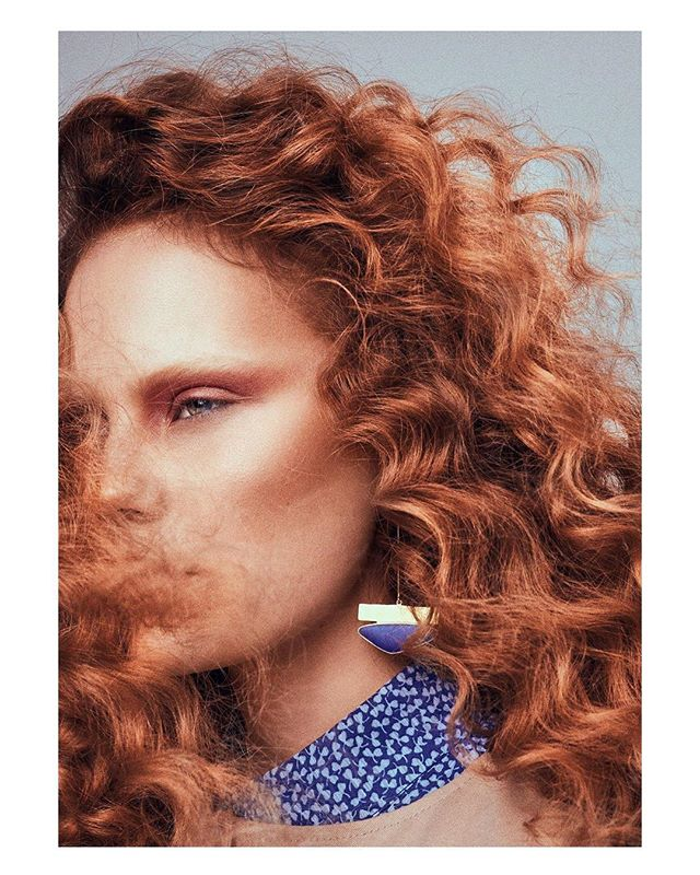 Beauty 💙 @amalie.borch.nygaard #bronzedforthegods #beauty #makeup #dausell