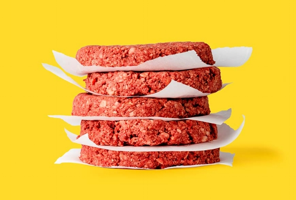 The Impossible Burger. Image: Impossible Foods