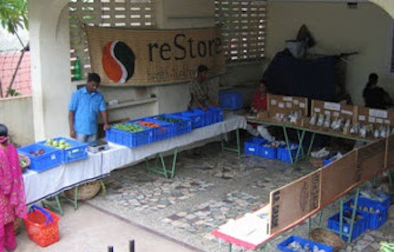 reStore began its operations out of a garage in Chennai (Image: Facebook)