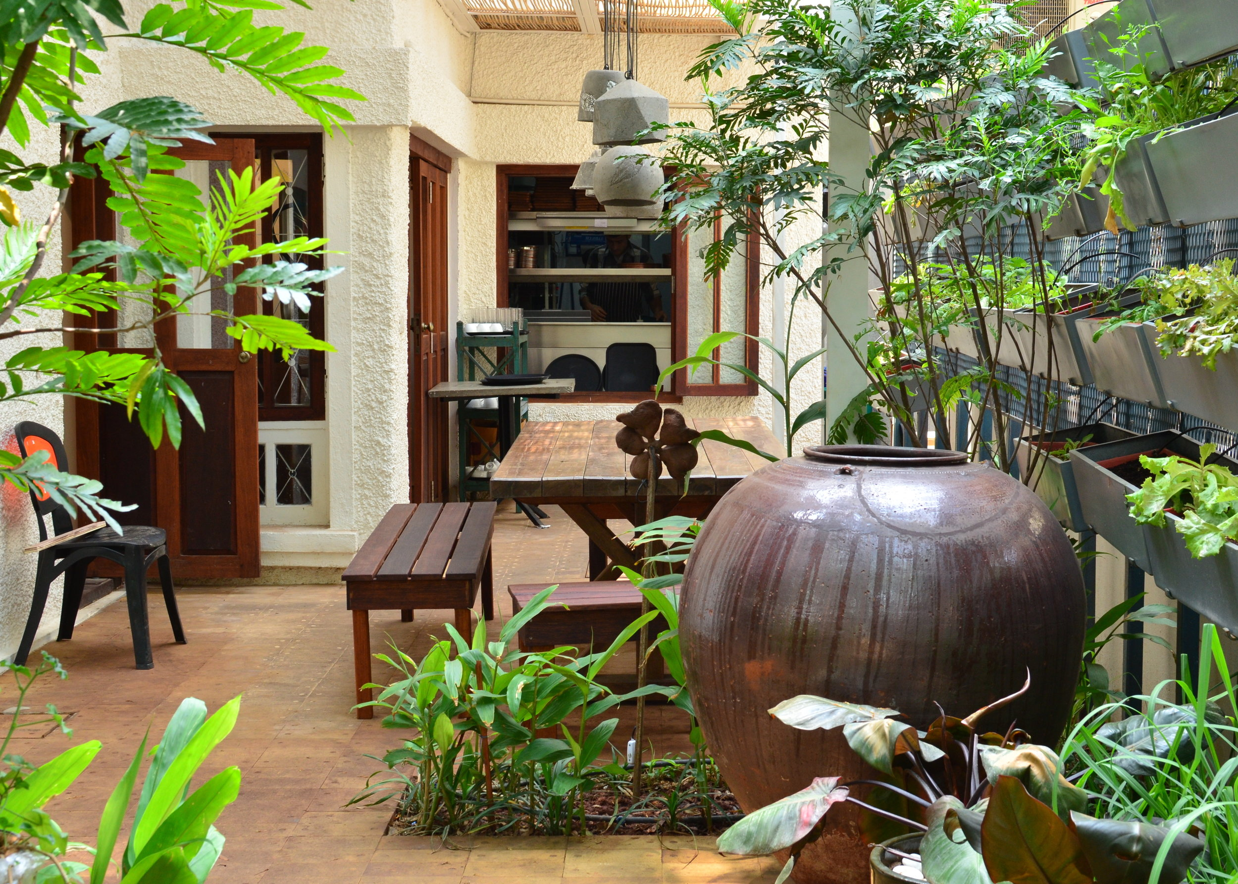 A Farm To Table Restaurant In Bengaluru Where Gastronomy And Sustainability  Intersect