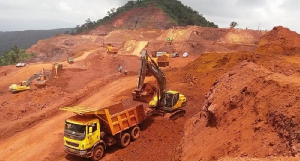 Illegal mining in Odisha  Source