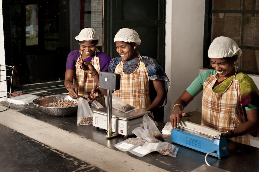 Staff of the Aadhimalai Producer Company Image: Keystone Foundation