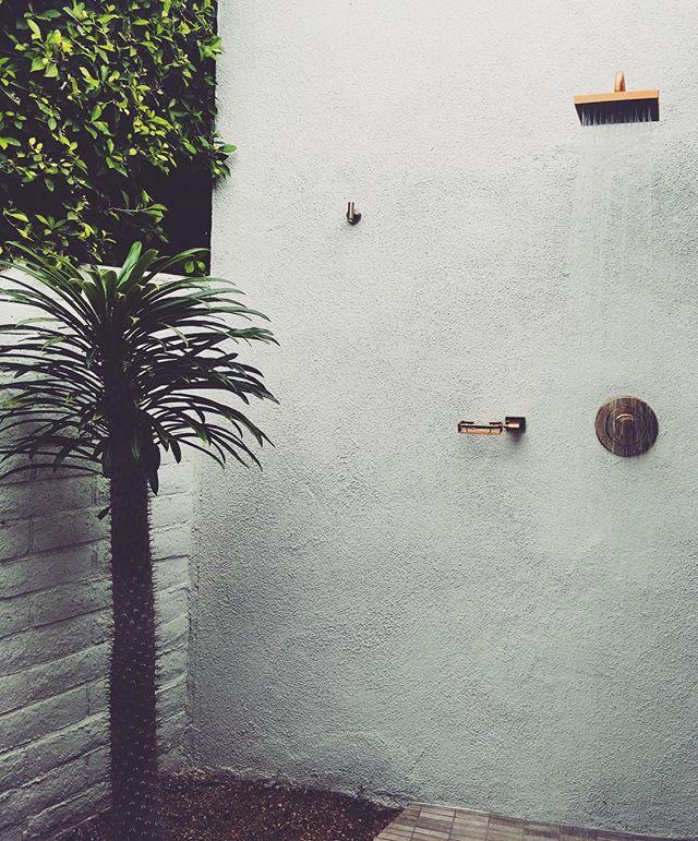 Exterior spaces.