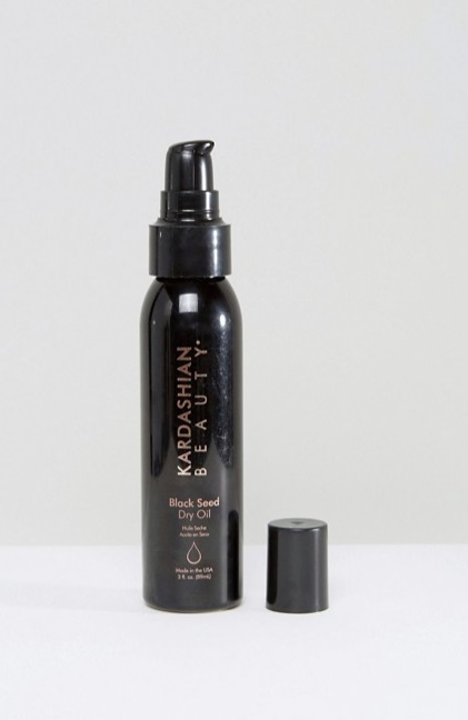 Kardashian Beauty on Asos Black Seed Oil - Distinct Distribution.jpg