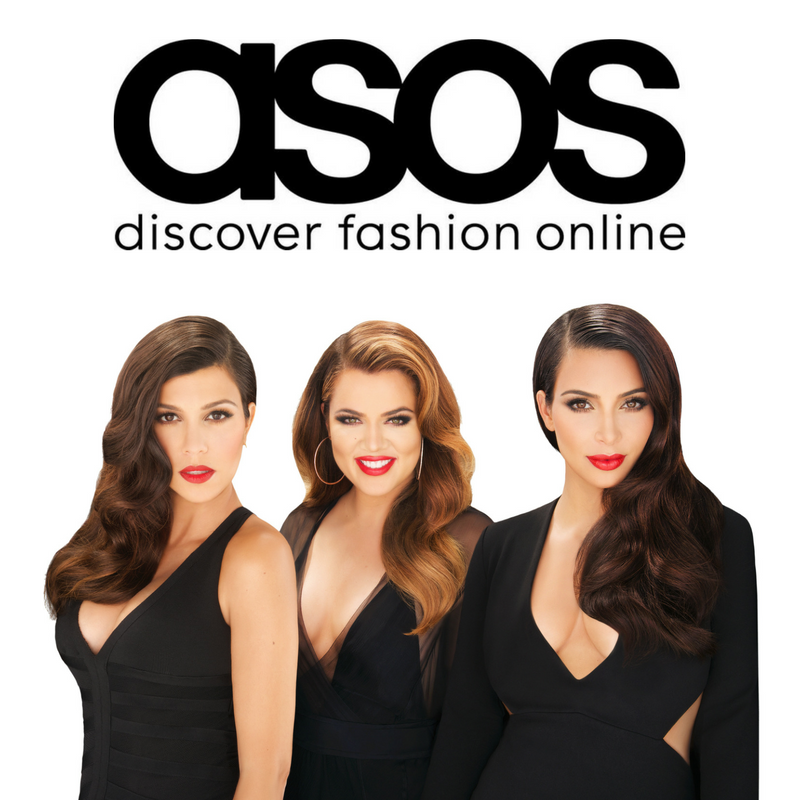 Kardashian Beauty is available at ASOS