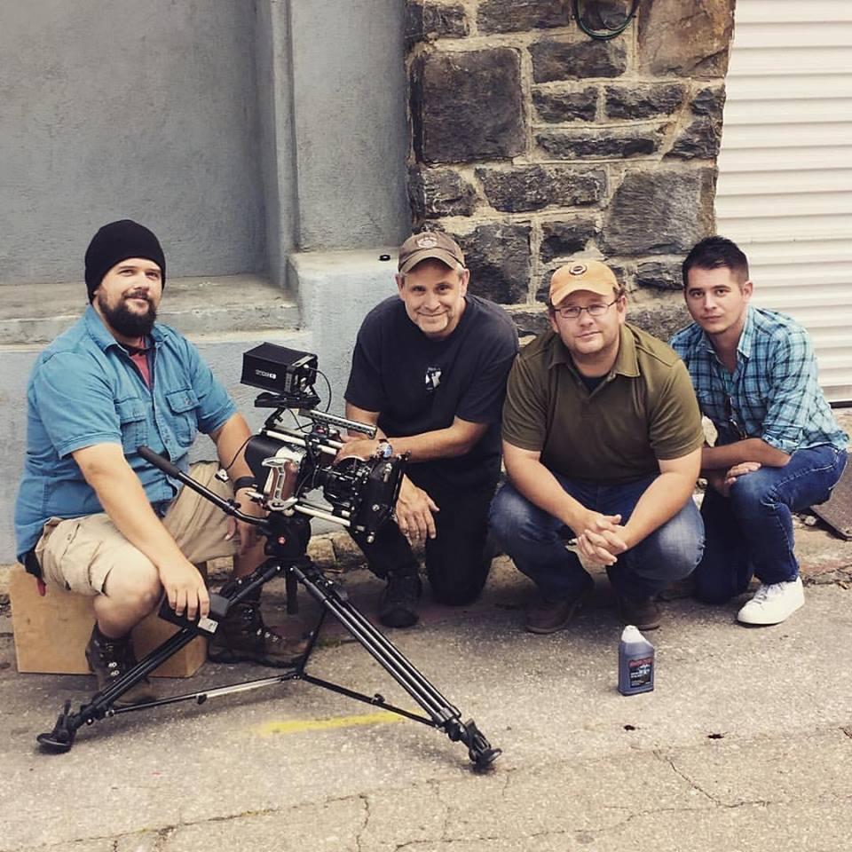 Greg Hudgins (camera) • David Huff (Executive Producer) • James Suttles (Director) • Bryan Kish (Writer)