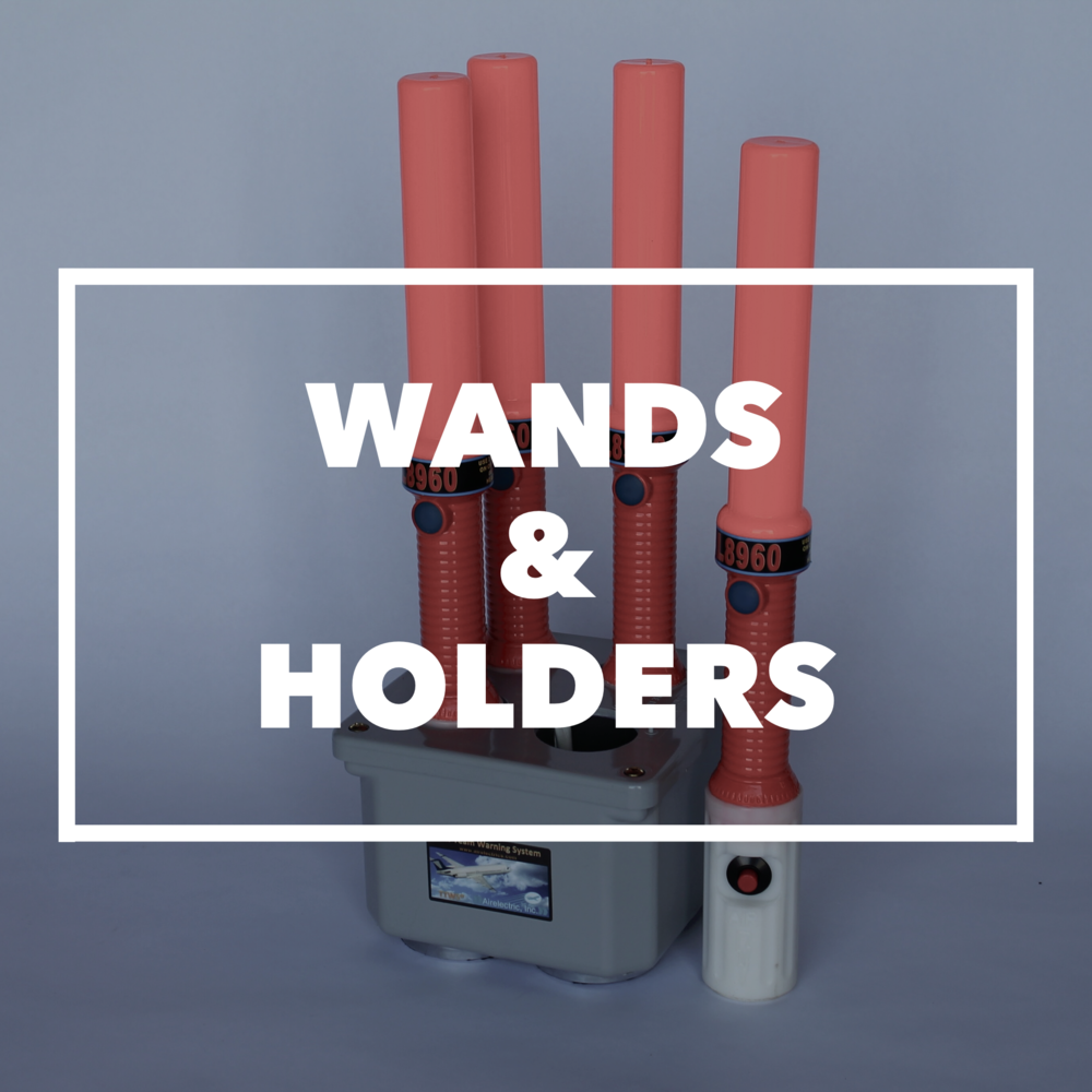 Wands & Holders