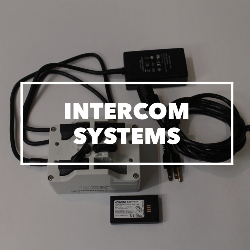 David Clark Wireless Intercom Systems