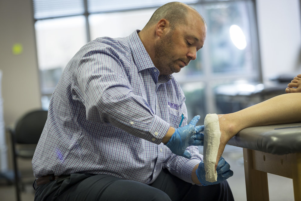 We Make Custom Orthotics! Find Out More Here!