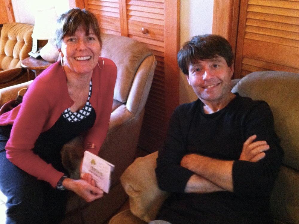 Holly Hogan & Michale Crummey