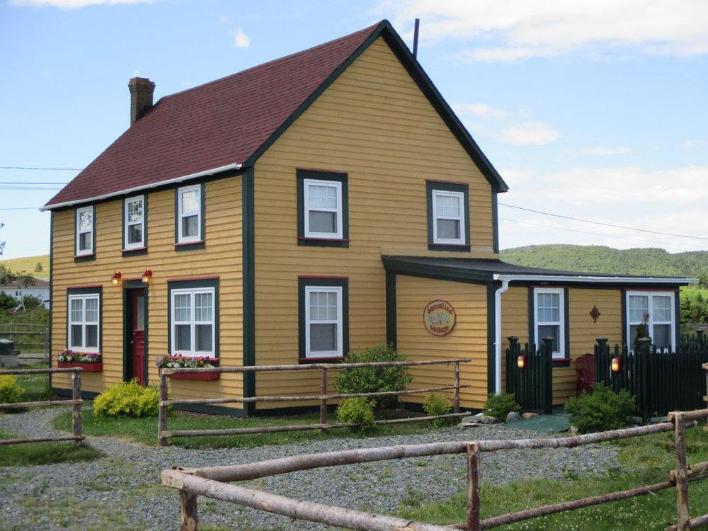 Baccalieu Cottage