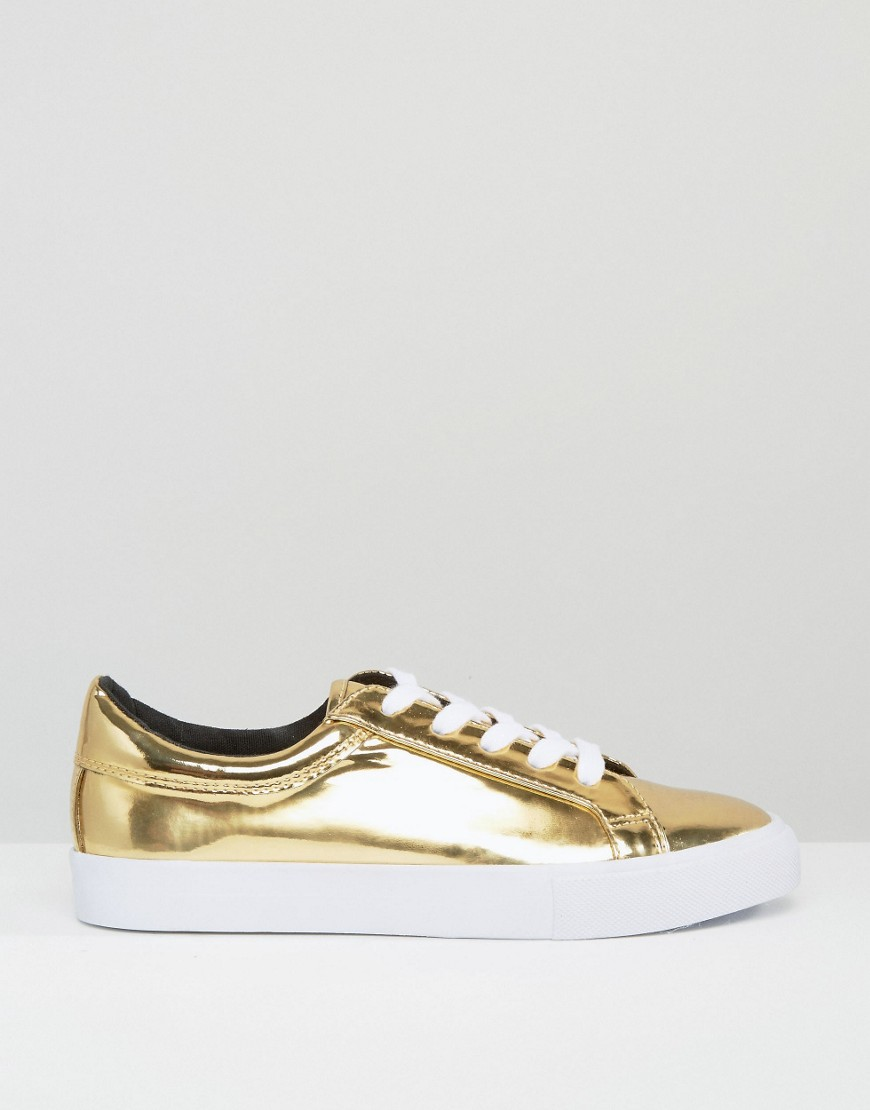 ASOS Diaz Lace Up Sneakers $33