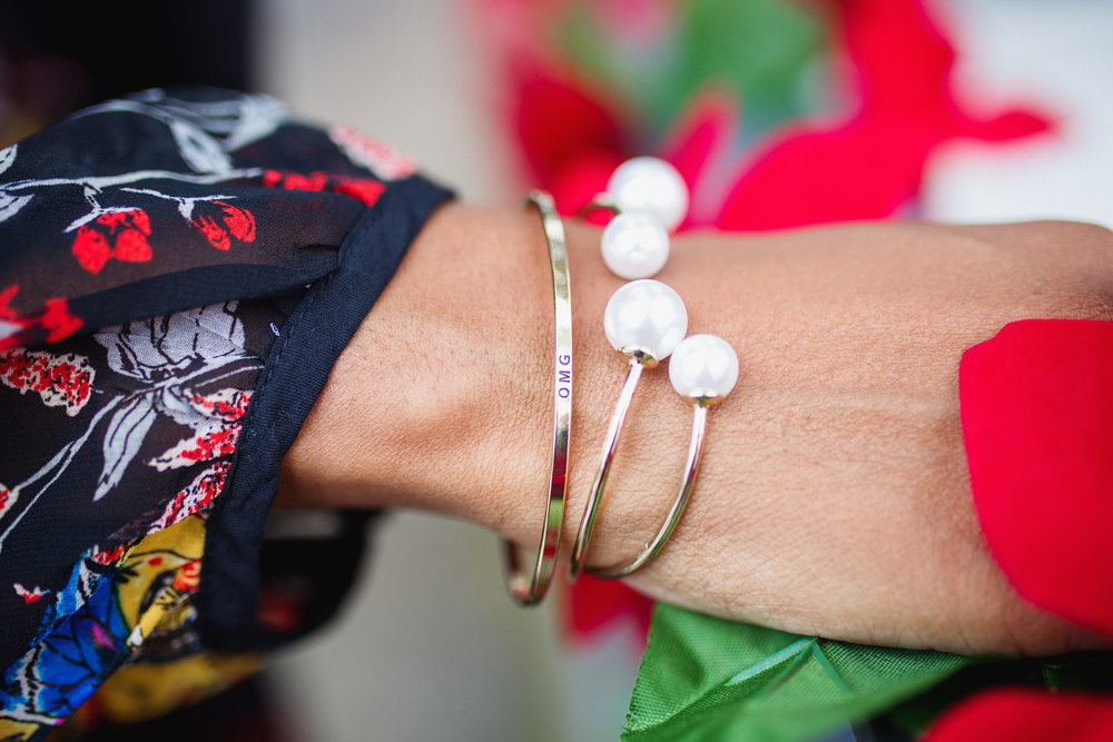 Accessories courtesy of   Beehive Houston