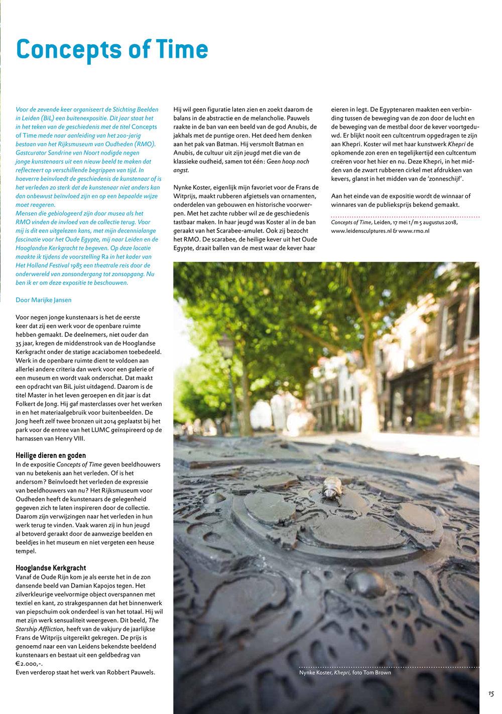 Beelden-magazine Nynke Koster Khepri.jpg