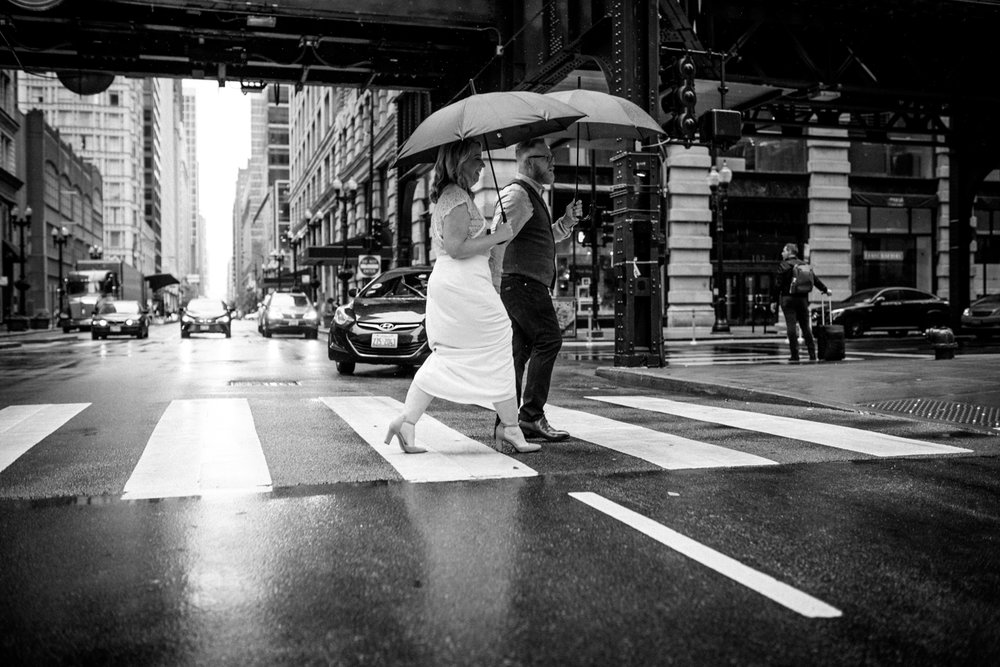 Wabash | Chicago elopement | lisa kathan photography