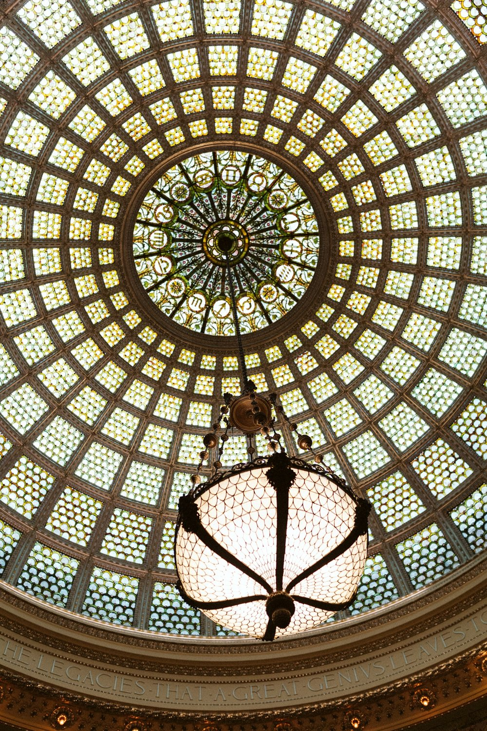 Chicago cultural center | small wedding | lisa kathan photography