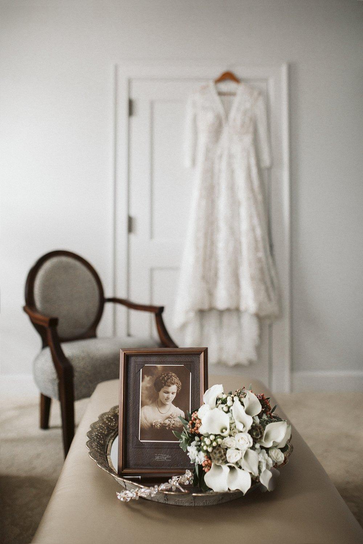 barrington's white house bride room
