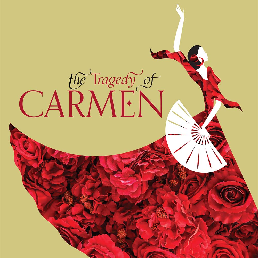 The Tragedy of Carmen | Friday, January 19, 2018 at 7:30 P.M. and Sunday, January 21, 20178at 2:30 P.M. | Red Mountain Theatre Cabaret
