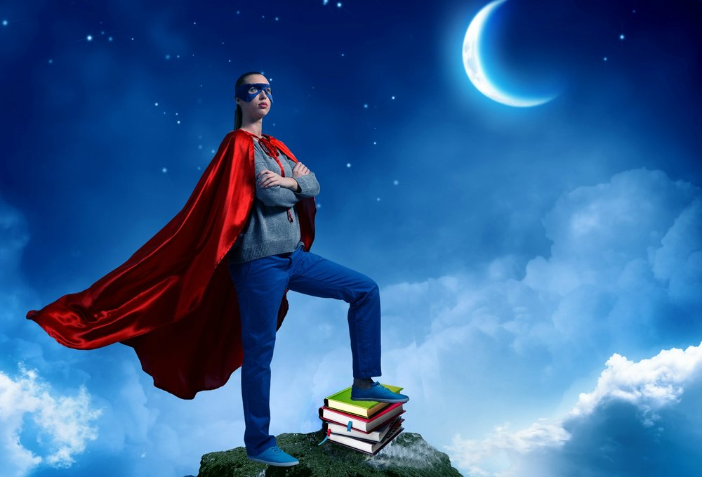 You're the Superhero.   - Let us be your sidekick.We all have different super powers. Ours is teaching writing. If our powers can help you do battle against the forces of evil in your homeschool, visit WriteAtHome today!