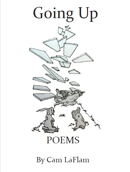 """Debut Chapbook """"Going Up"""""""