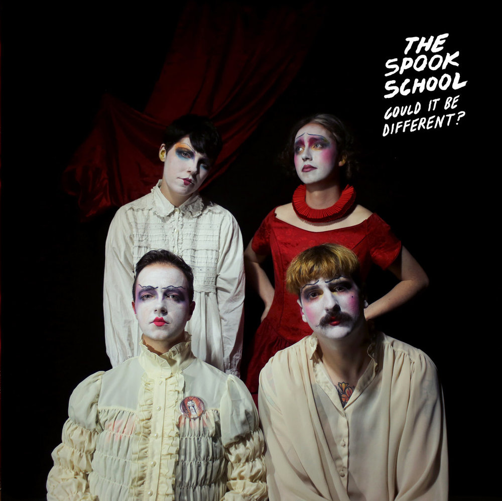 The Spook School - Could It Be Different Album Cover.jpg