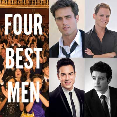 Four Best Men  - March 11 - March 25, 2019