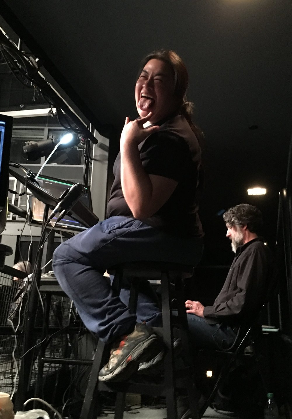 Valerie Oliveiro, Stage Manager