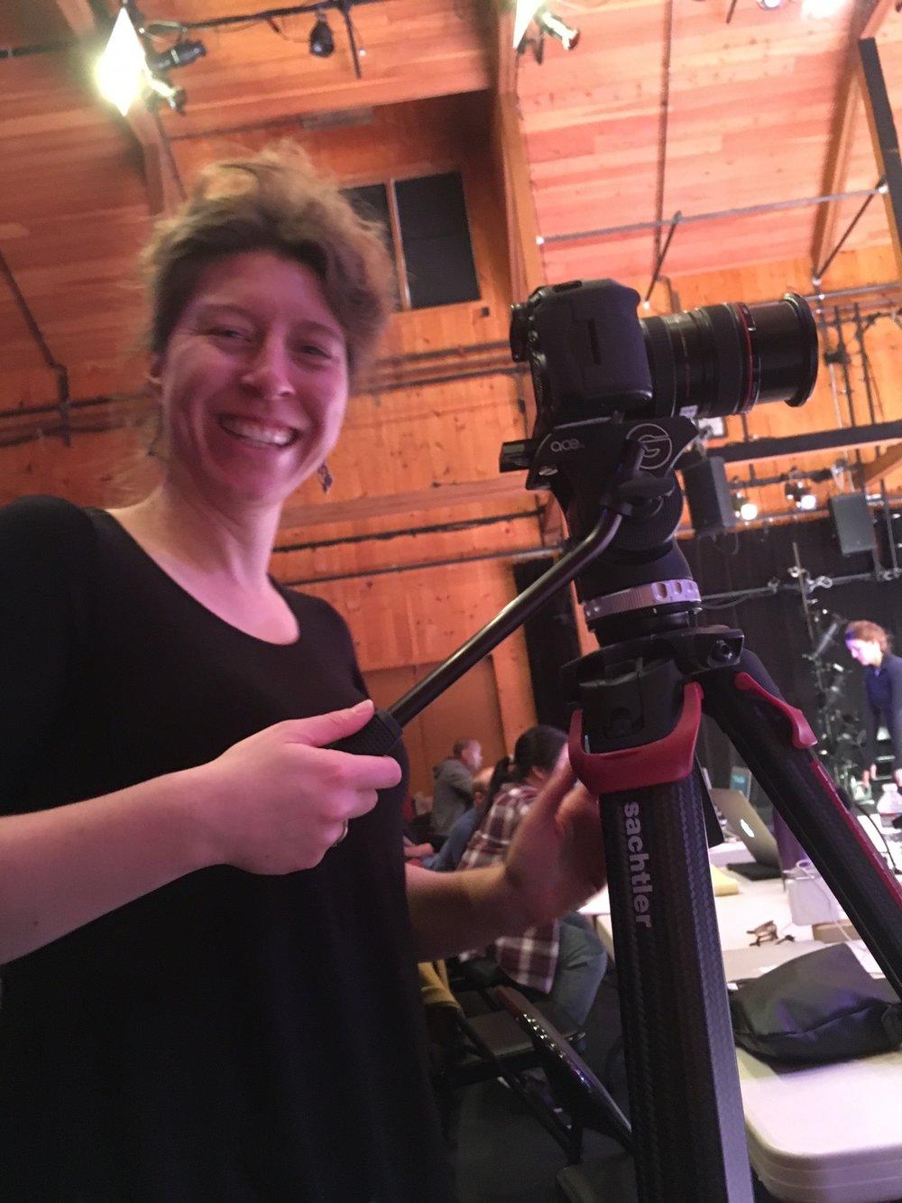 Lily Skove, Video Artist