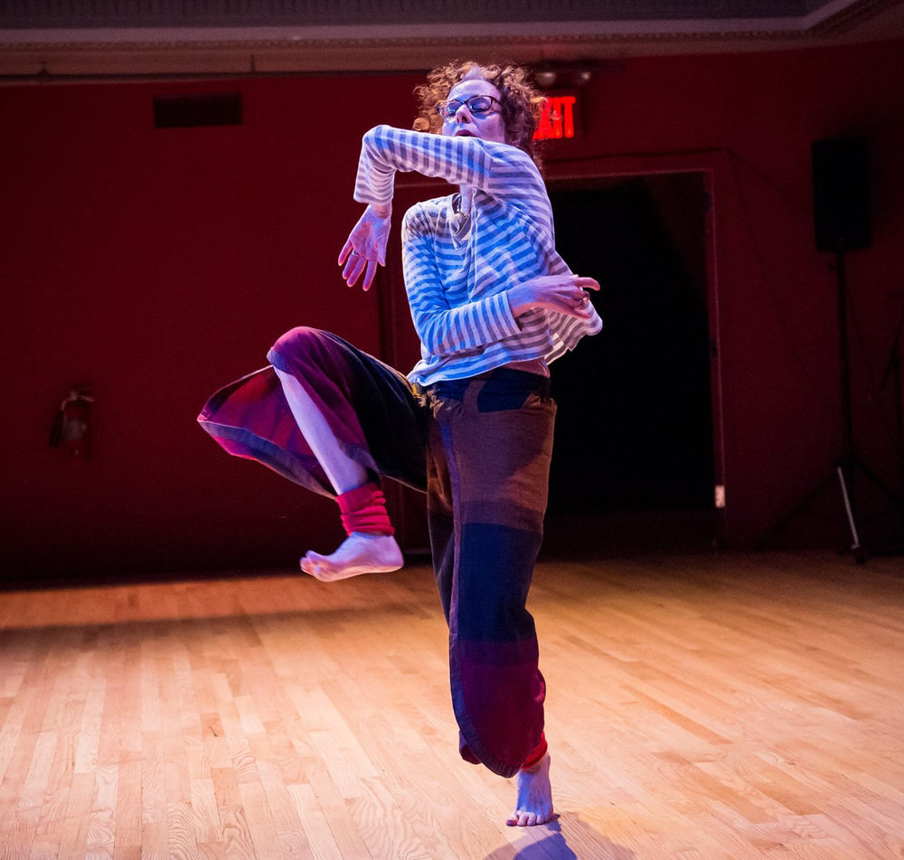 Wendy Perron, Dance Artist