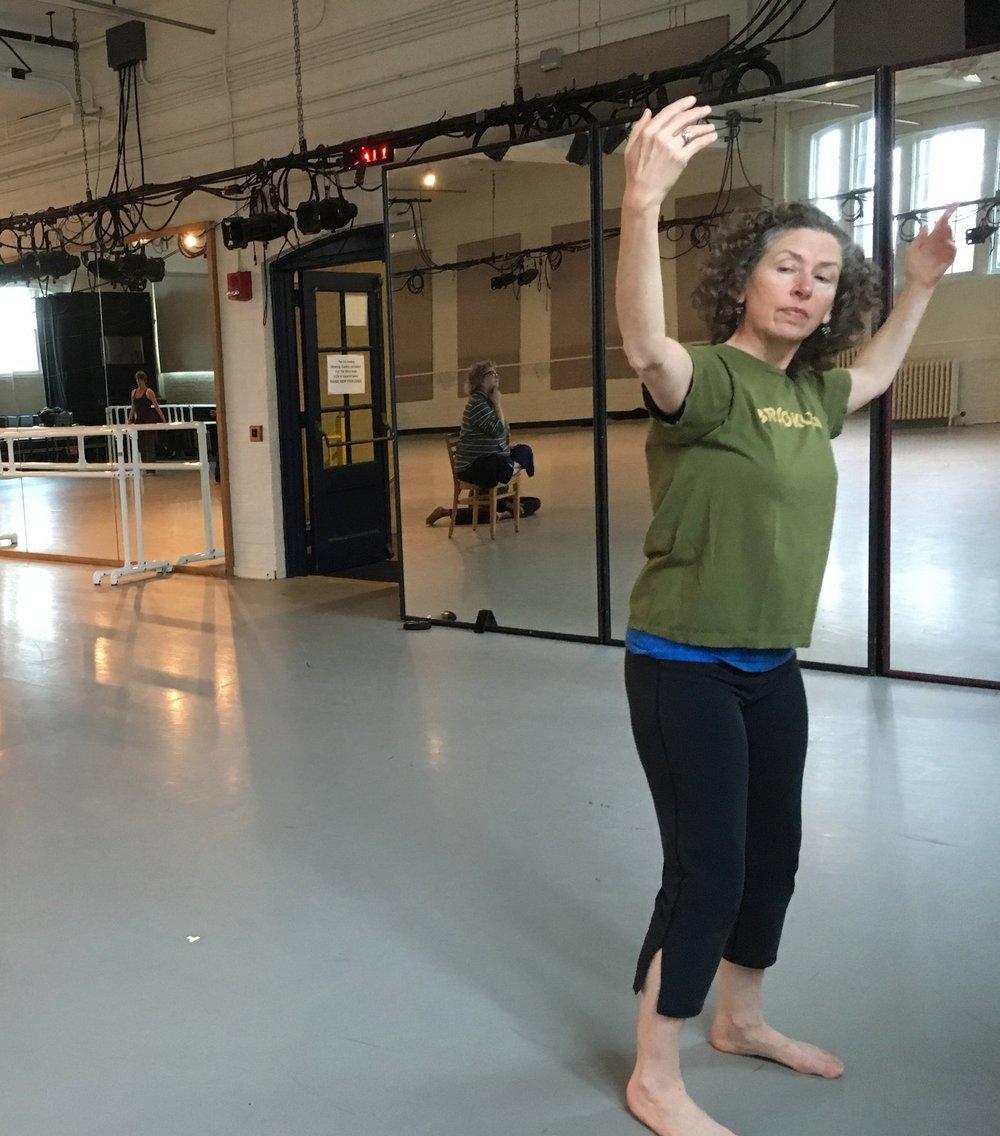 Michelle Stortz, Dance Artist