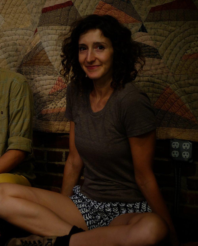 Gabrielle Revlock, Dance Artist