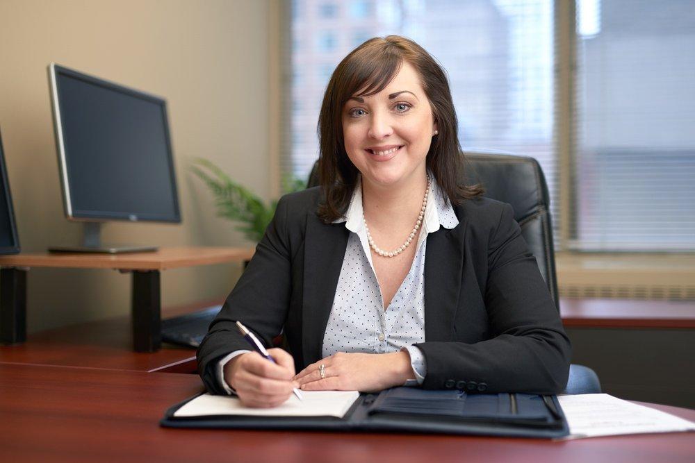 Krista MacDonald, CHRP, PCP   Human Resources Advisor, McCay Duff LLP