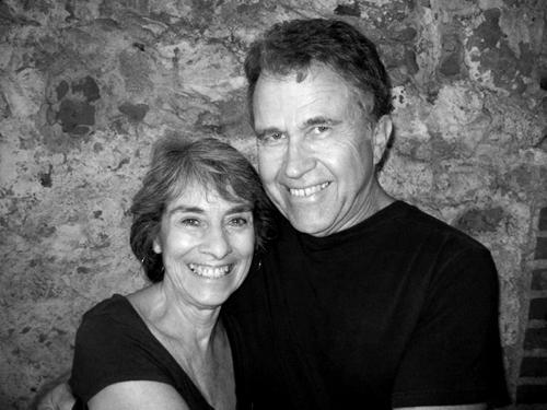 Vivian Nelson and Bill Roller.