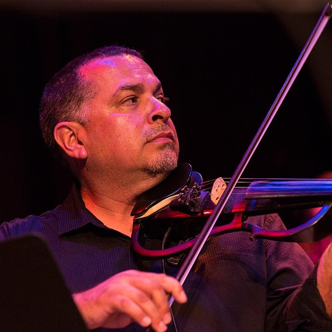 Anthony Blea, violin Bio