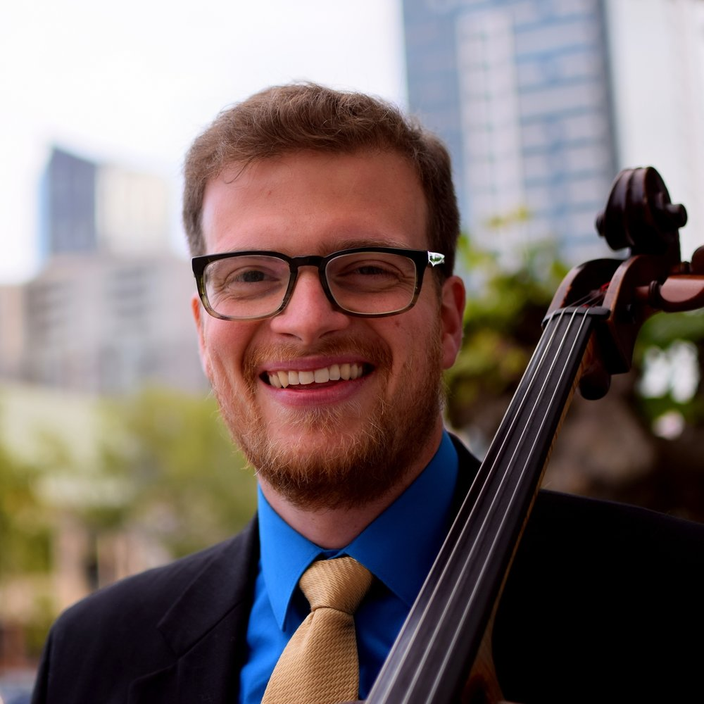James Jaffe, cello Website
