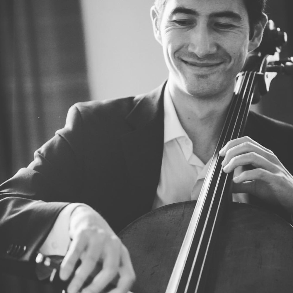 Samsun van Loon, cello Bio