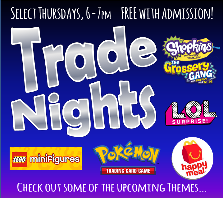 TRADE & PLAY NIGHT: LOL Surprise Dolls & Happy Meal Toys! — Playfit