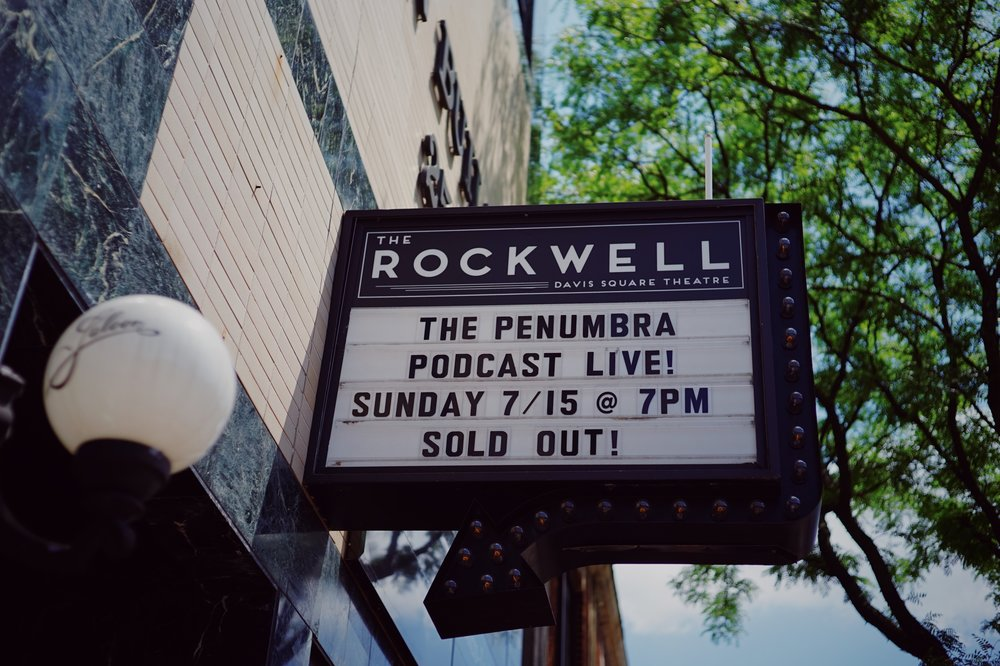 Huge thanks to the Rockwell and staff for hosting our sold out show!