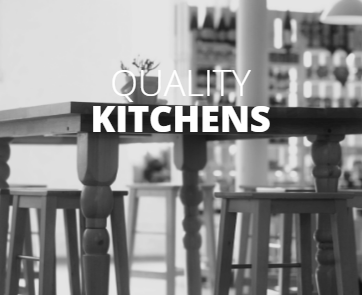 We build kitchens on the order of fine furniture and appliances.  Expect dovetailed joints on drawers, exuberant backsplashes that catch the eye, and exquisite flooring that will have your guests asking who did your kitchen.